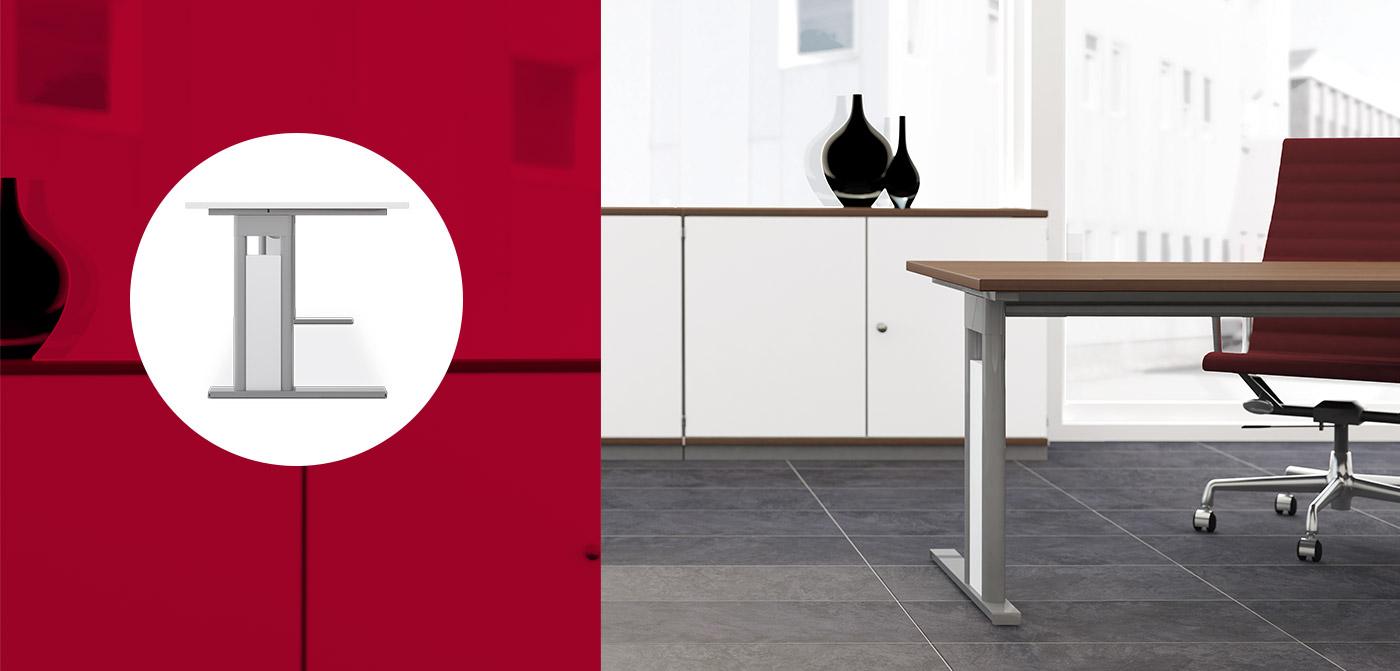 Elegante Büromöbel von Geramöbel kaufen